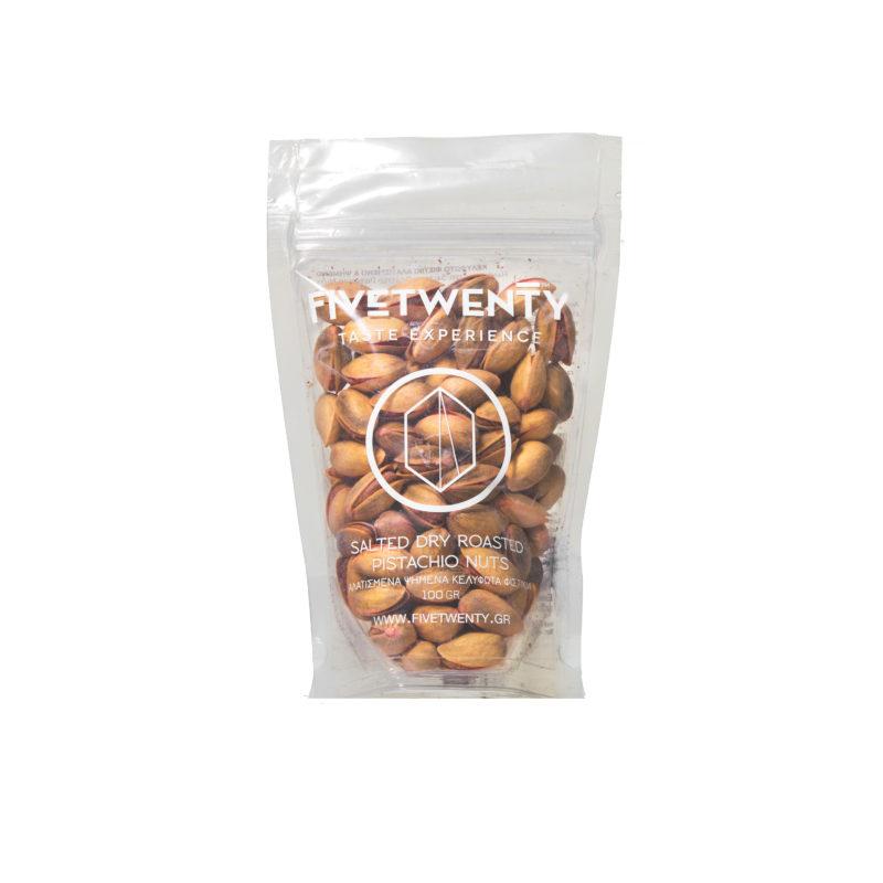 Organic Farming Pistachios nuts from Aegina Greek island