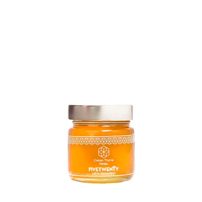 Thyme honey from Crete Greek Island